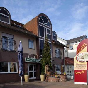 Hotelbilleder: Hotel-Restaurant La Fontana Costanzo, Sankt Ingbert