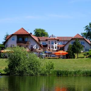 Hotelbilleder: Hotel Heidekrug, Grünplan