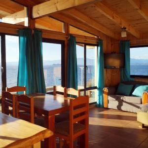 Фотографии отеля: Cabañas Ranco Lauken, Lago Ranco