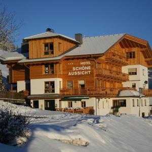 Fotografie hotelů: Hotel Schöne Aussicht, Kartitsch