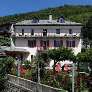 Hotel Pictures: Casa Ambica, Gordevio