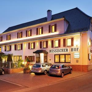 Hotelbilleder: Hotel & Restaurant Hessischer Hof, Ober-Ramstadt
