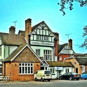 Hotel Pictures: The Admiral Cunningham Hotel, Bracknell