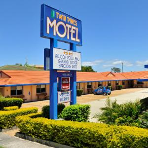 酒店图片: Yamba Twin Pines Motel, 扬巴