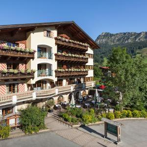 酒店图片: Hotel Schwarzer Adler, Tannheim
