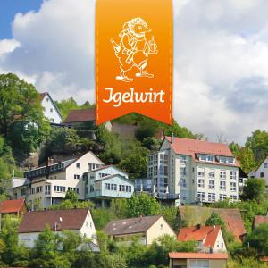 Hotelbilleder: Berggasthof Hotel Igelwirt, Schnaittach