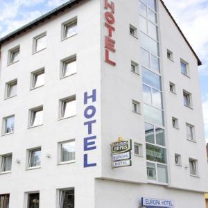 Hotelbilleder: Europa Hotel, Saarbrücken