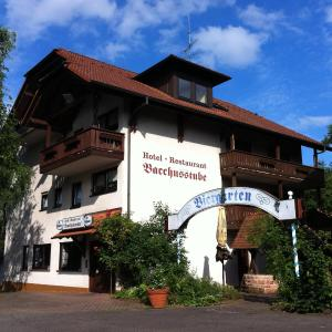 Hotelbilleder: Hotel Bacchusstube garni, Goldbach