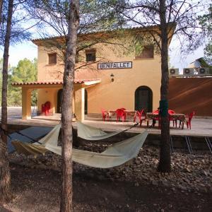 Hotel Pictures: Antiga Estació de Benifallet, Benifallet