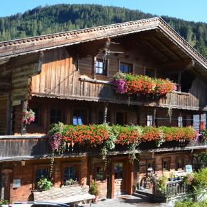 Hotellikuvia: Appartement Leirer, Alpbach