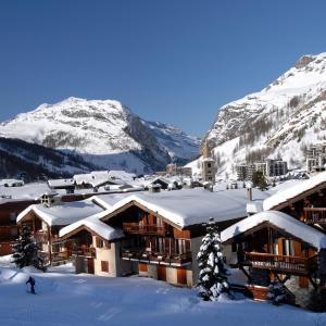 Hotel Pictures: Odalys Le Haut De Rogoney, Val d'Isère