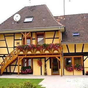 Hotel Pictures: A L'ancienne Poste, Battenheim