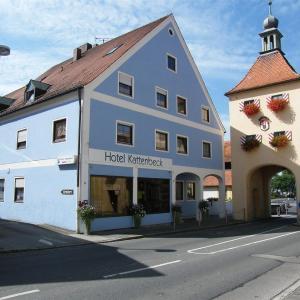Hotelbilleder: Hotel Kattenbeck, Allersberg