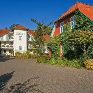 Hotelbilleder: Landgasthof & Hotel Jagdhof, Stralsund