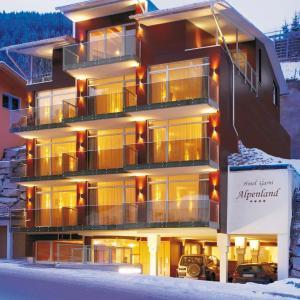 酒店图片: Hotel Alpenland, 圣安东阿尔贝格