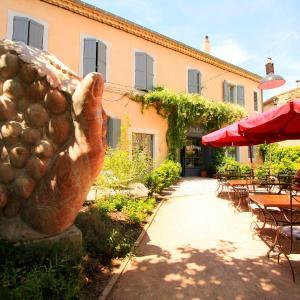 Hotel Pictures: Hotel Restaurant La Marbrerie, Caunes-Minervois