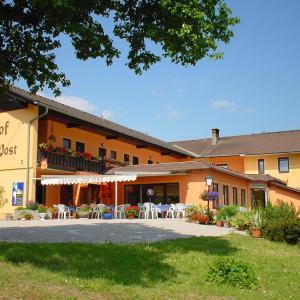 Fotografie hotelů: Gasthof Hotel Zur Post, Ferlach