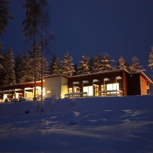 Hotel Pictures: Jokiniemen Matkailu, Alapitkä
