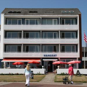 Hotelbilleder: Hanseat, Helgoland