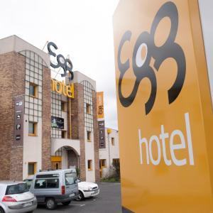 Hotel Pictures: Egg Hotel Goussainville CDG, Goussainville