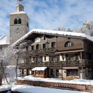 Hotel Pictures: Chalet Hotel l'Eau Vive, Saint-Nicolas-la-Chapelle