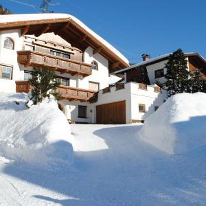 Hotellikuvia: Apartment Maierhof, Flirsch