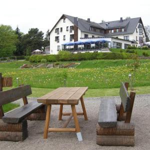 Hotelbilleder: Hotel Waldesruh, Lengefeld