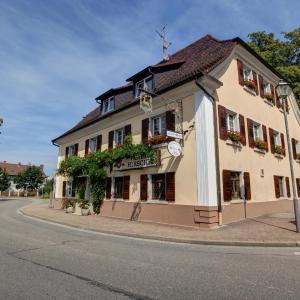 Hotelbilleder: Gasthaus zum Hirschen, Oberrimsingen