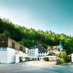 Hotelbilleder: Hotel Zugbrücke Grenzau, Höhr-Grenzhausen