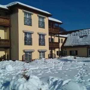 酒店图片: Ferienwohnungen Hotel Garni Dörflerwirt, Aflenz Kurort