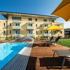 酒店图片: Hotel Garni Toscanina, 巴特拉德克斯堡