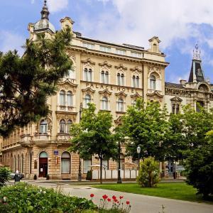 Hotellikuvia: Palace Hotel Zagreb, Zagreb