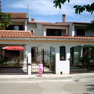 ホテル写真: Apartments Brioni, Fažana