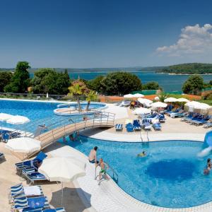ホテル写真: Valamar Club Tamaris Hotel, ポレッチ
