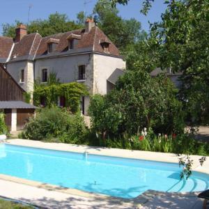Hotel Pictures: Chambre d'Hôtes Le Moulin des Landes, Vernou-sur-Brenne
