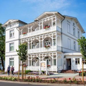 Hotelbilleder: Hotel Garni Getreuer Eckart, Binz