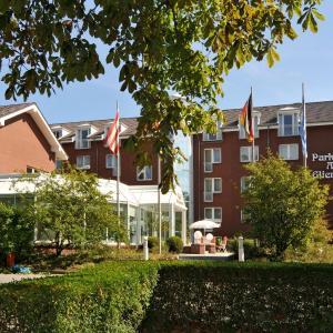 Hotelbilleder: Parkhotel Am Glienberg, Zinnowitz