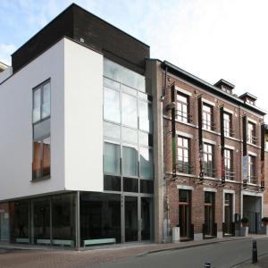 Foto Hotel: Hotel De Groene Hendrickx, Hasselt