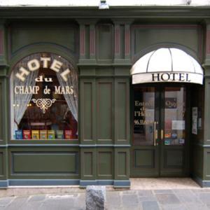 Hotel Pictures: Contact Hôtel du Champ de Mars de Saint-Brieuc, Saint-Brieuc