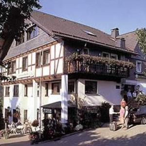 Hotelbilleder: Pension Zur schönen Aussicht, Hallenberg