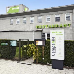 Hotellikuvia: Campanile Hotel & Restaurant Brussels Vilvoorde, Vilvoorde