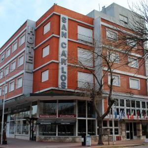 Hotellikuvia: Hotel San Carlos, General Juan Madariaga