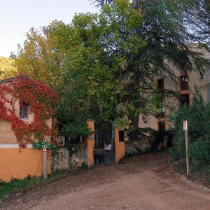 Hotel Pictures: Hotel Rural Masia Font de L'Oca, Espluga de Francolí