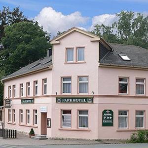 Hotelbilleder: Pension 'Parkhotel' Blankenhain, Blankenhain
