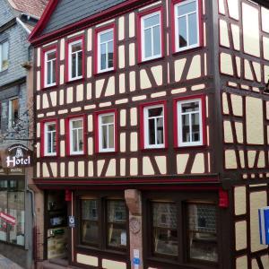 Hotelbilleder: Grimmelshausen Hotel, Gelnhausen