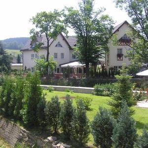 Hotelbilleder: Hotel Bergschlößchen, Pockau