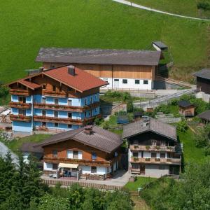 酒店图片: Stallerhof, Hüttschlag