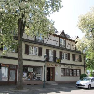 Hotel Pictures: Hotel Weisses Kreuz, Neuenburg am Rhein
