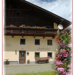 Hotellikuvia: Appartement Anderlas, Umhausen