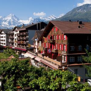 Hotel Pictures: Swiss Lodge Hotel Bernerhof, Wengen